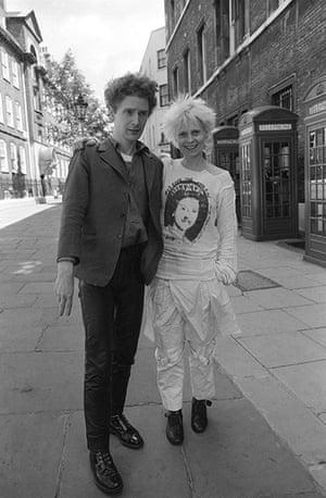 Vivienne Westwood: Vivienne Westwood and Malcolm McLaren