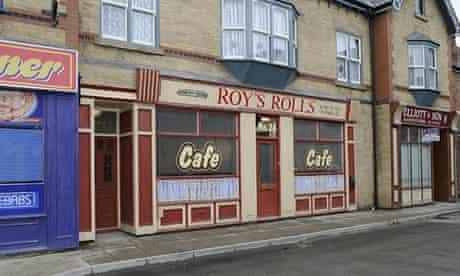Roy's Rolls, Coronation Street
