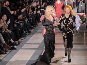 Vivienne Westwood Her Life And Career So Far In Pictures Fashion The Guardian