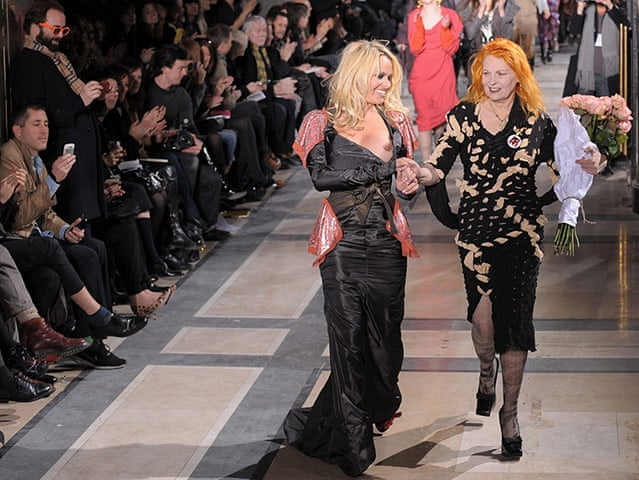 ec14b6b0efef Vivienne Westwood  Her life and career so far - in pictures ...