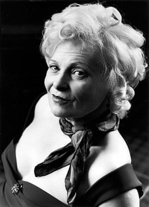 Vivienne Westwood: Portrait by Jane Bown