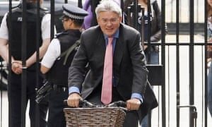 Andrew Mitchell, former Tory chief whip