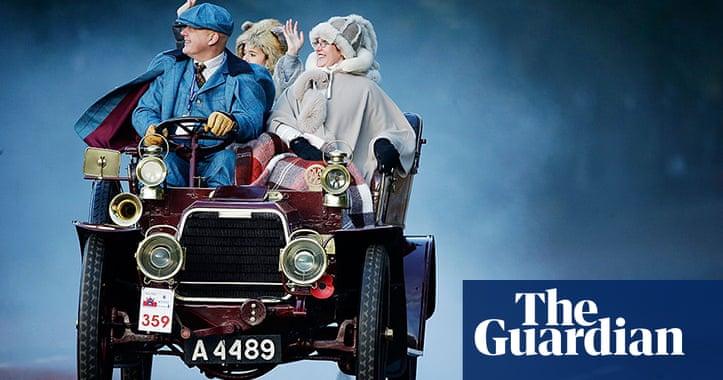 London to Brighton veteran car run - in pictures | UK news