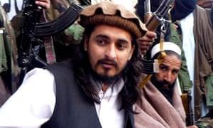 Hakimullah Meshud in 2008.