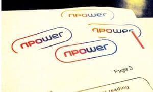 Npower bills