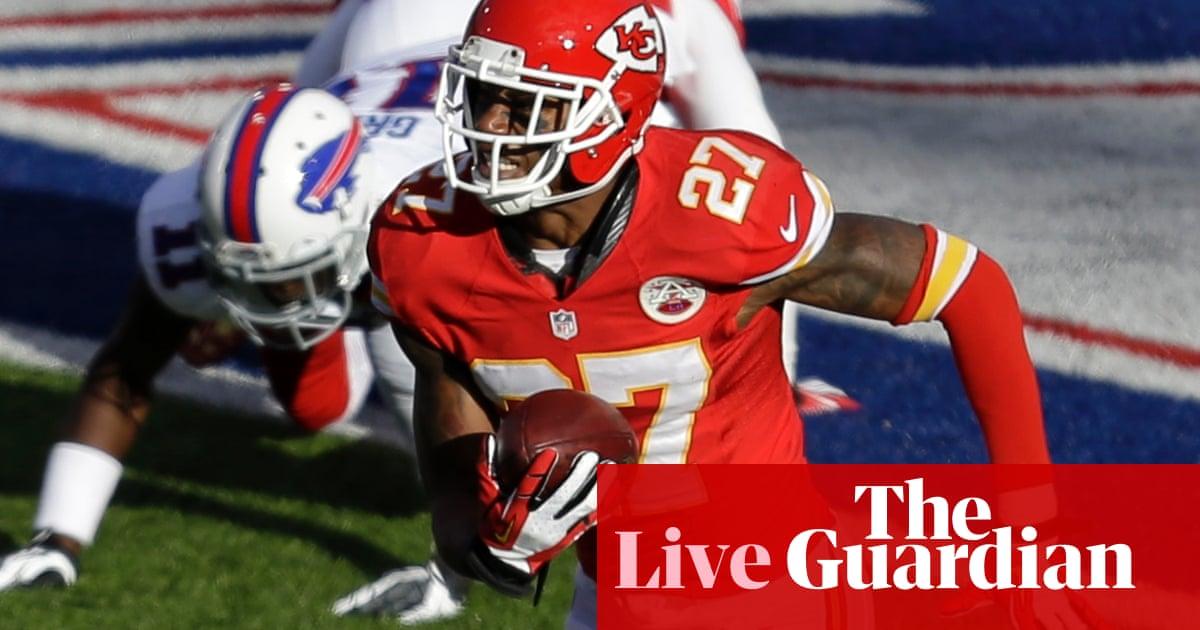 43f262dbd NFL Clockwatch  week nine - as it happened