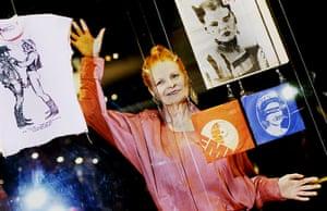 Vivienne Westwood: Westwood at the V&A