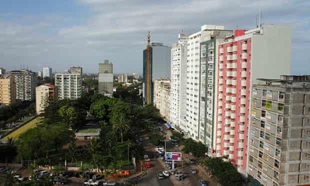 Maputo in Mozambique