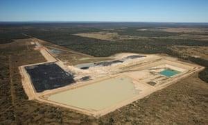 Alpha coal mine Queensland