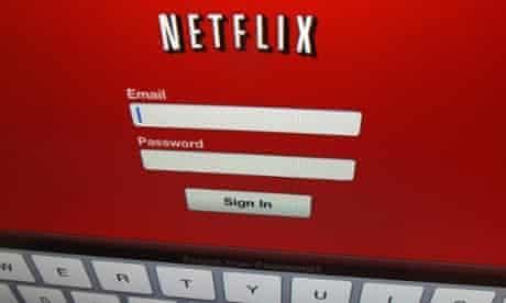 Netflix logon