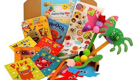 The Rainy Day Box Co