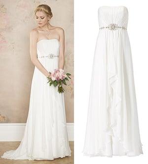 wedding dresses: Monsoon wedding dress