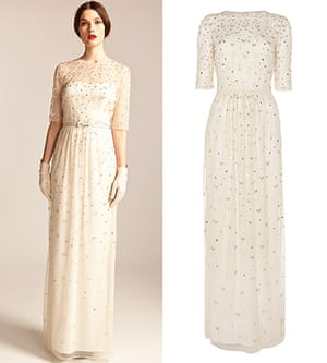 wedding dresses: Temperley wedding dress