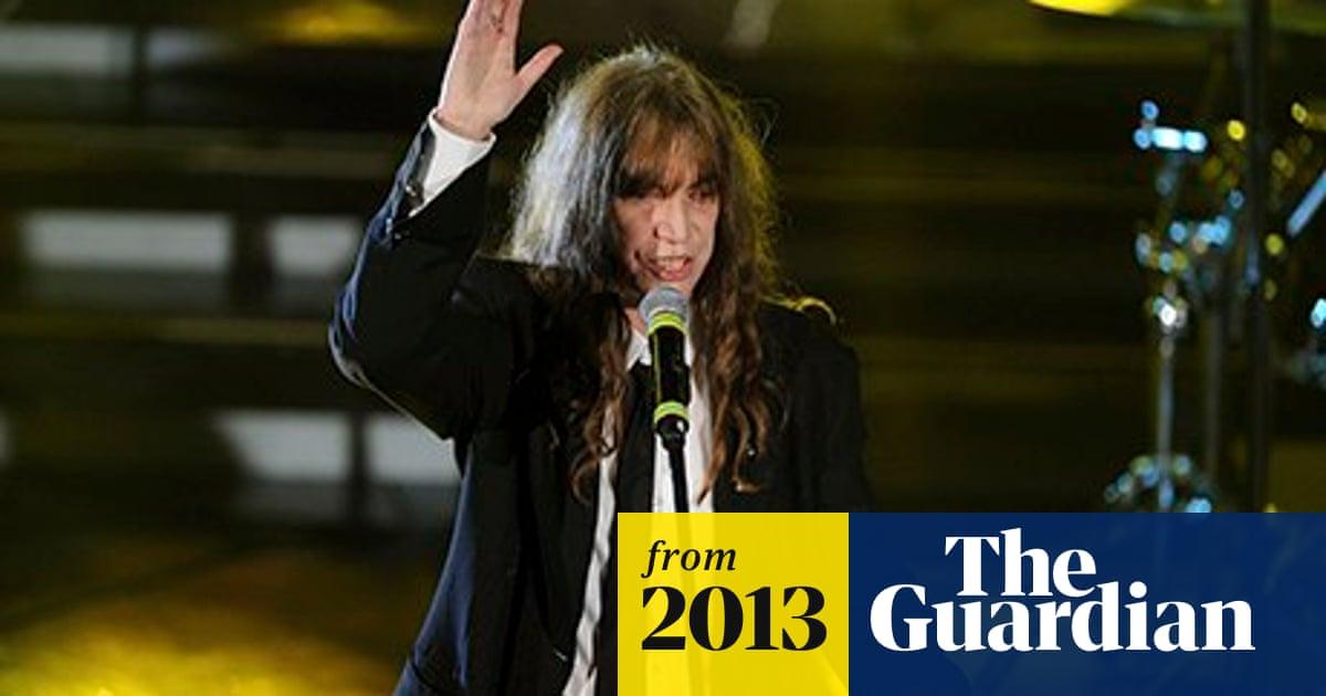 Patti Smith writes eulogy to Lou Reed | Music | The Guardian