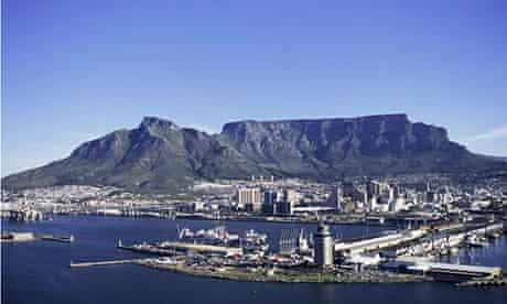 Cape town skyline