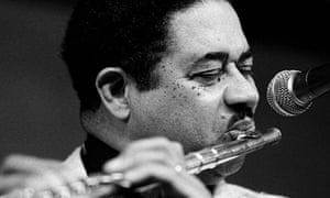 Frank Wess in 1984.