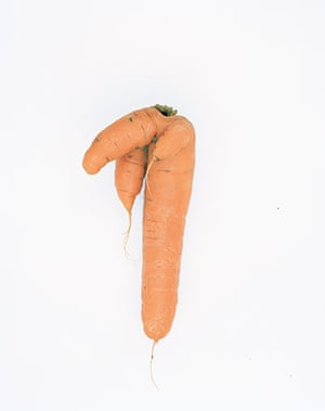 Big Picture - Carrots: orange carrots against a white background