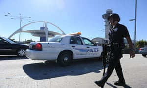 Shooting at LAX of TSA staff