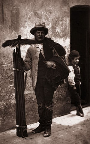 Street Life in London: Victorian Sweep