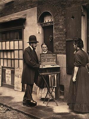 Street Life in London: A street doctor