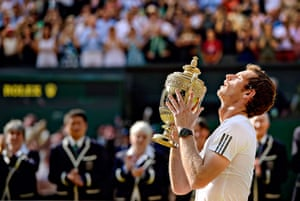 Picture Editor Awards: Andy Murray