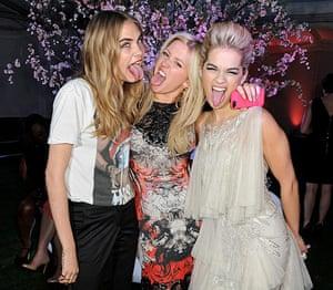 Picture Editor Awards: Cara, Ellie & Rita