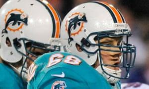 Miami Dolphins Richie Incognito NFL