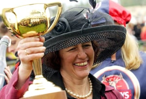 Melbourne Cup memories: Sheila Laxon trainer Ethereal