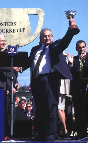 Melbourne Cup memories: Might and Power owner Rick Moraitis