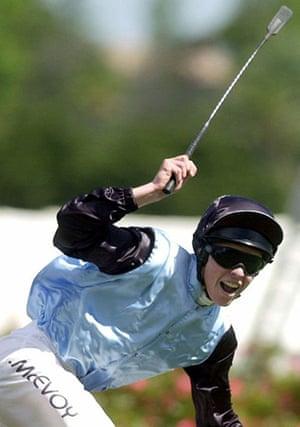 Melbourne Cup memories: Jockey Kieren Fallon