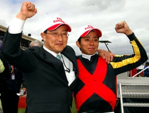 Melbourne Cup memories: Japanese jockey Yasunari Iwata