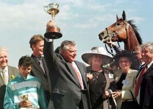 Melbourne Cup memories: Trainer Bart Ccummings