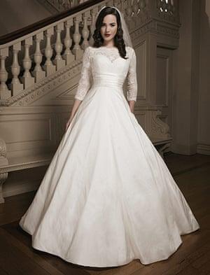 wedding dresses 2: Justin Alexander wedding dress