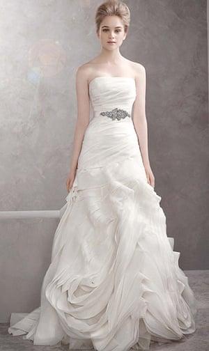 wedding dresses 2: Vera Wang wedding dress