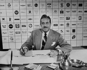 Raymond Loewy designs: Raymond Loewy designed many large cooperation logo's including Exxon, Shell