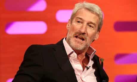 BBC Newsnight presenter Jeremy Paxman