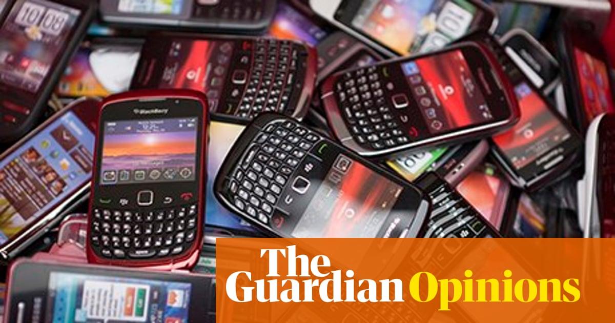 Why BlackBerry failed   Charles Arthur   Opinion   The Guardian