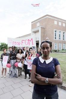 FGM protest