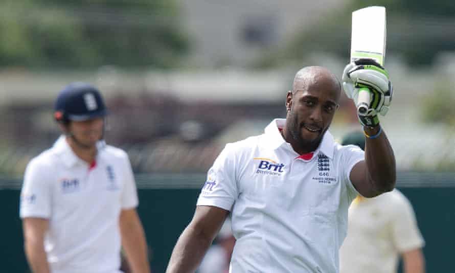 England batsman Michael Carberry Photograph: Dave Hunt/AAP Image Photograph: Dave Hunt/AAP Image