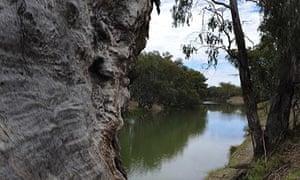 Barwon river near Brewarrina