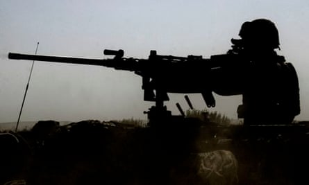 Royal Marine Afghanistan