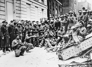 Asian Britain: Indian Soldiers In London