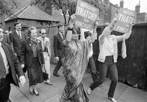 Asian Britain: Thatcher In Finchley