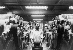 Asian Britain: Wool Worker