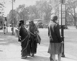 Asian Britain: Indian Visitors