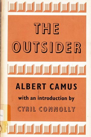 The Outsider: Published in 1957 by Hamish Hamilton