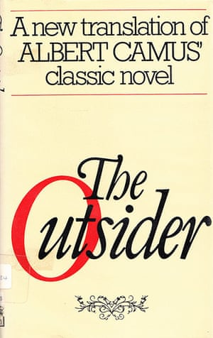 The Outsider: Published in 1982 by Hamish Hamilton