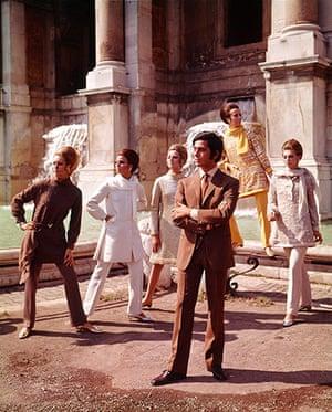 V&A: Italian fashion: Valentino at the Trevi Fountain