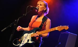 Throwing Muses Perform At Shepherds Bush Empire In London