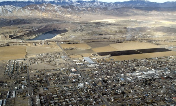 Nevada chemical pollution